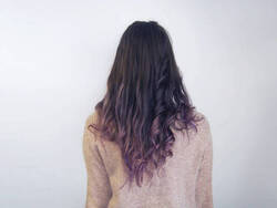 Inspirations du moment: ombré hair