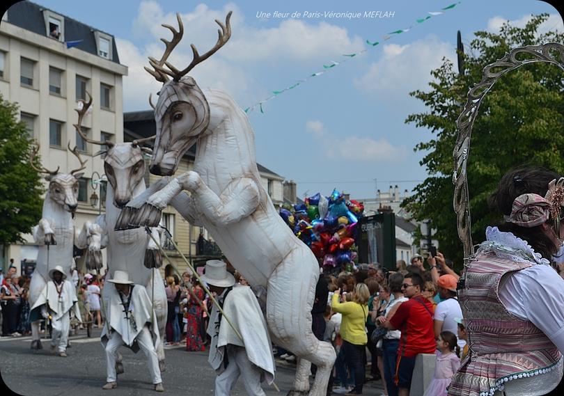 Rambouillet : La 118ème fête du Muguet (3)
