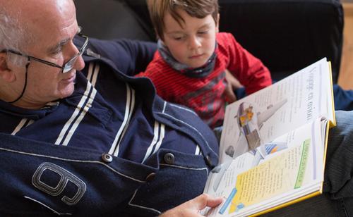 La lecture plait aux enfants