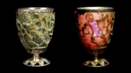 Coupe de Lycurgue exposée au British Museum