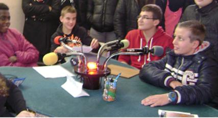 Enregistrement radio