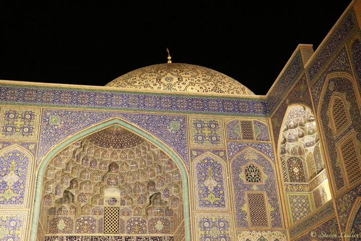 La Mosquée sheikh Lotfollâh, Ispahan