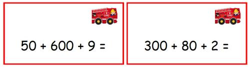 Les différentes écritures des nombres