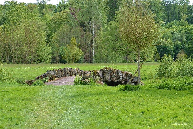 Promenade champêtre à Rambouillet