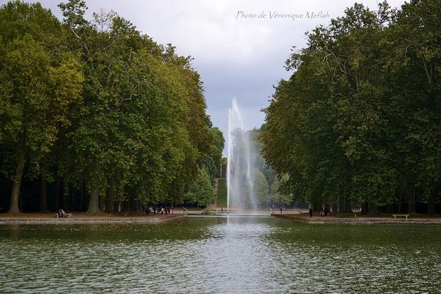 Domaine de Sceaux : Le Grand Canal