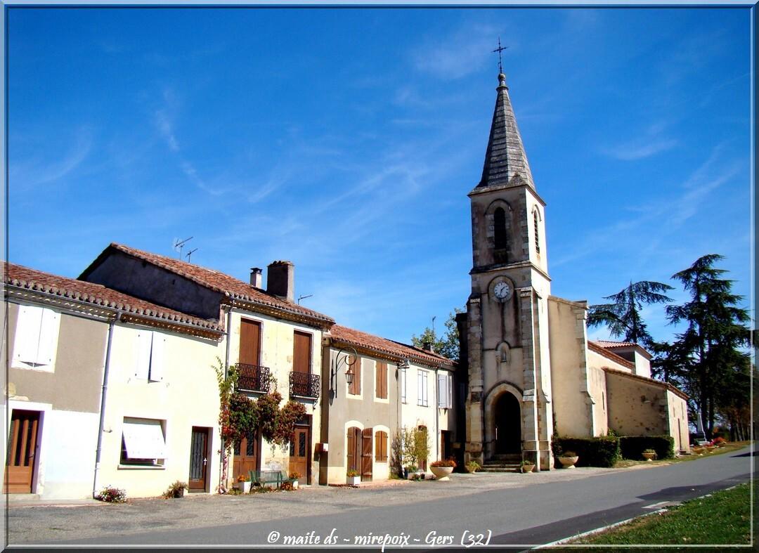 Mirepoix - Villes et villages du Gers - 32 (3)