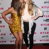 Ashley Greene et Portia Doubleday Nylon Young Hollywood