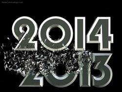 Bilan de l'année 2013 et une bonne année 2014 !!