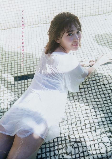 Magazine : ( [Young Magazine] - 2017 / N°52 - Sakura Miyawaki & Aoi Harada Staring )