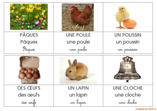 IMAGIER • Pâques