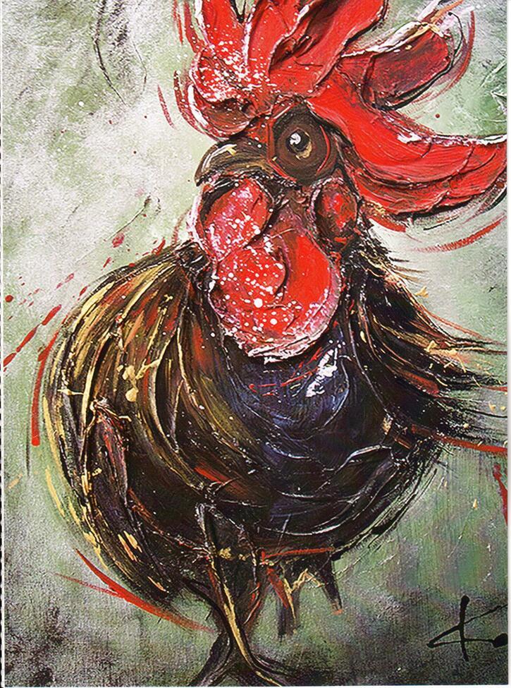 Tableaux-Artistes-Peintres:  Karina Marquis