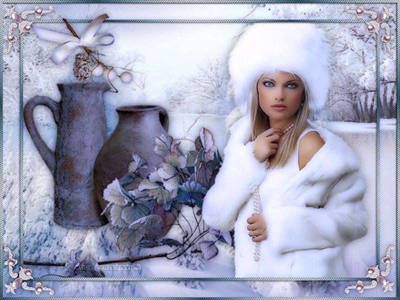 Cadres hiver 12