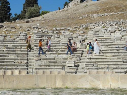 23 septembre: Acropole