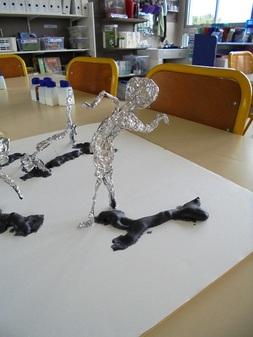 ART - silhouettes en mouvement