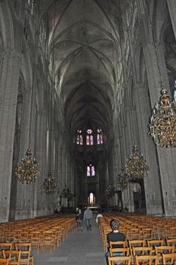 T'as voulu voir Vierzon...et tu verras Bourges...sous la pluie!