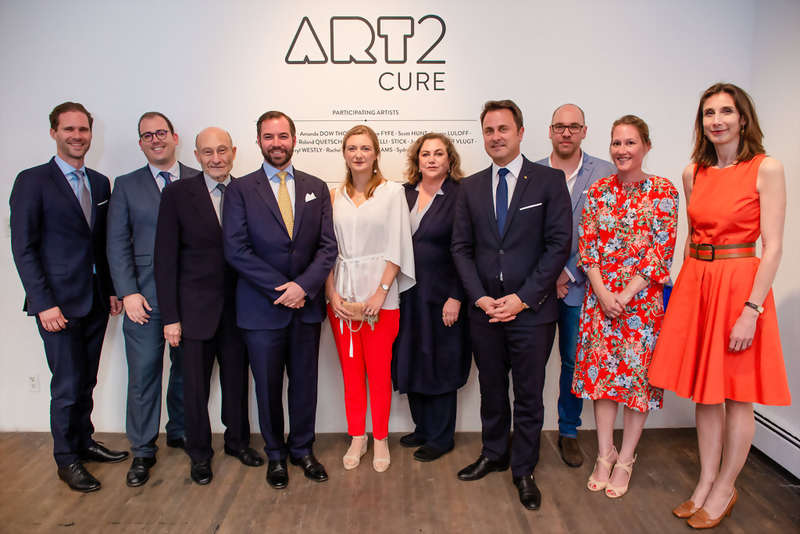 Vernissage « Art2Cure »