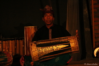 Musiciens et instruments balinais