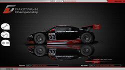 Audi R8 LMS Audi 5.2 L V10