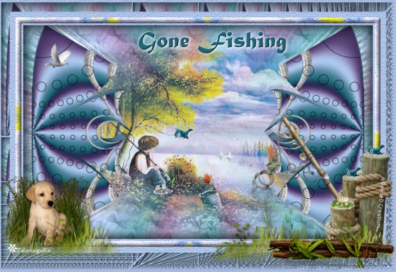 ***  Gone Fishing  ***