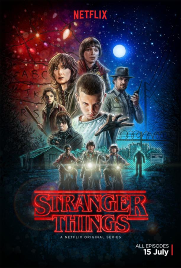 Coup de coeur série : Stranger Things