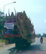 Thaïlande : Photos insolites !