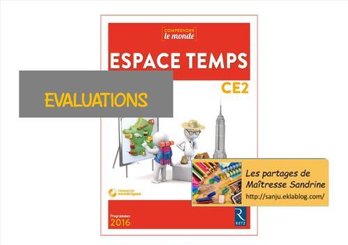 Espace temps CE2, Retz
