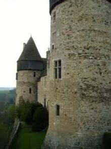 ~~ La Route Jacques- Coeur  ~~ 16 è et dernière étape