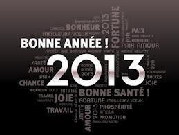 2013 Me Voilà !!!!