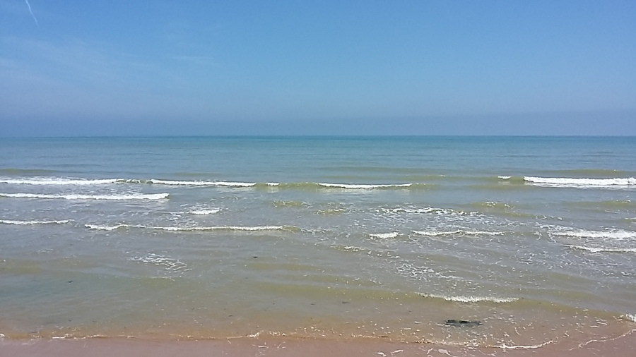 plage du débarquement - Vierville sur mer