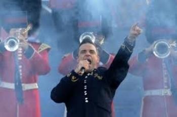 Robbie Williams actu