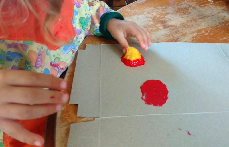 Deux activités colorées