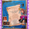 ever after high Madeline hatter legady day box with artwork