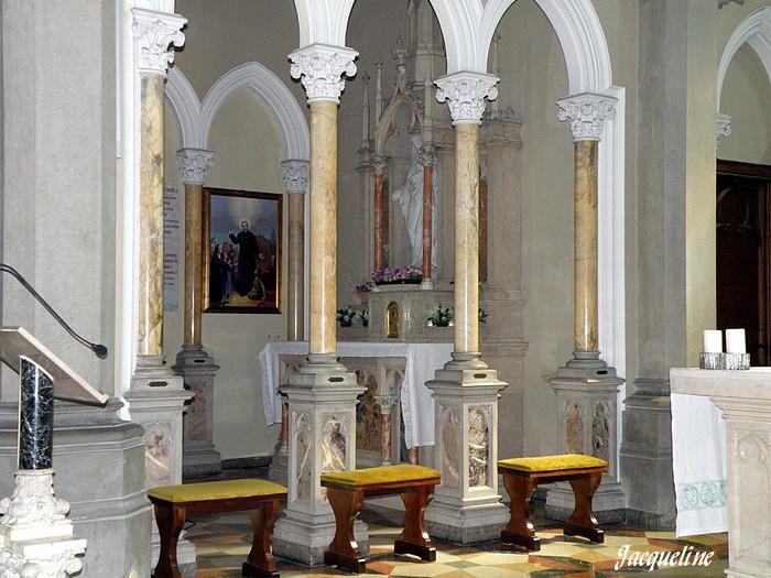 Italie, Rome: église St Thomas-2