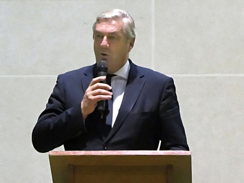 Les Vœux de la Municipalité de Châtillon sur Seine pour 2013