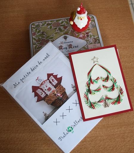 Cadeaux de Noël ... - de la part de Tine
