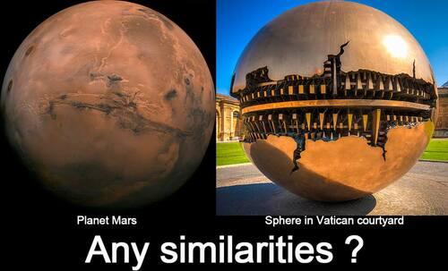 Œuvres sur les martiens, martiales ?