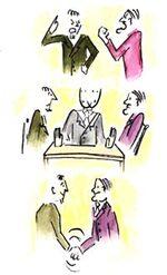 Les quatre mécanismes de la communication