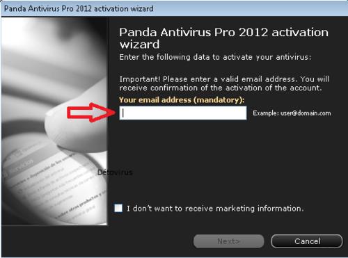 Panda Antivirus Pro 2012 Beta - Licence 6 mois gratuit