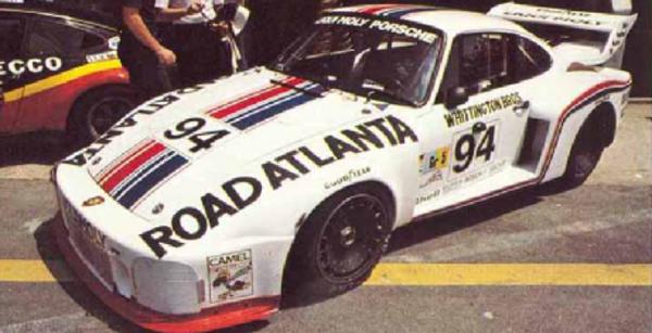 Porsche 935 ( 1976-1978 )