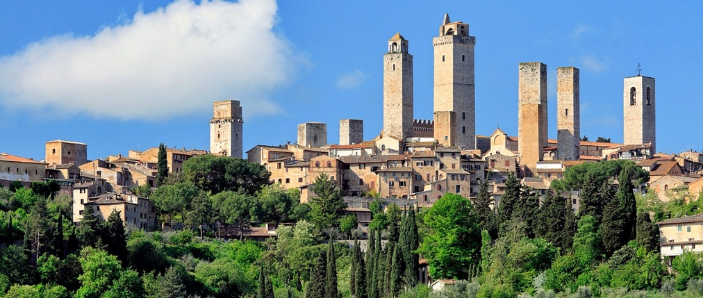 Maraviliosa  Toscana.......