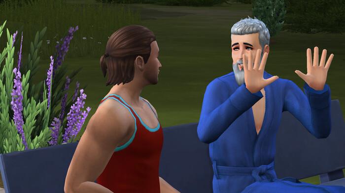 Julien et Monsieur Luigi