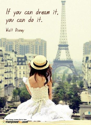 Images #2 : If you can dream it, you can do it!