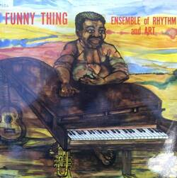 Ensemble Of Rhythm & Art - Funny Thing - Complete EP