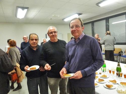 Les remerciements des Restos à leurs généreux donateurs, et aux bénévoles...