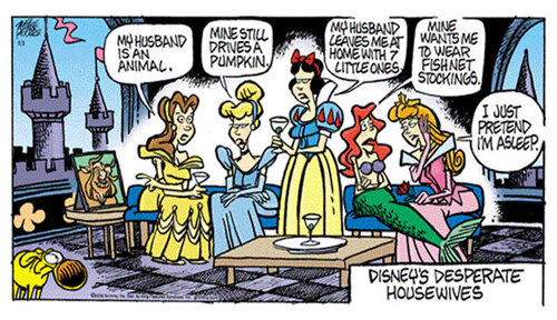 Disney's Desperate Housewives