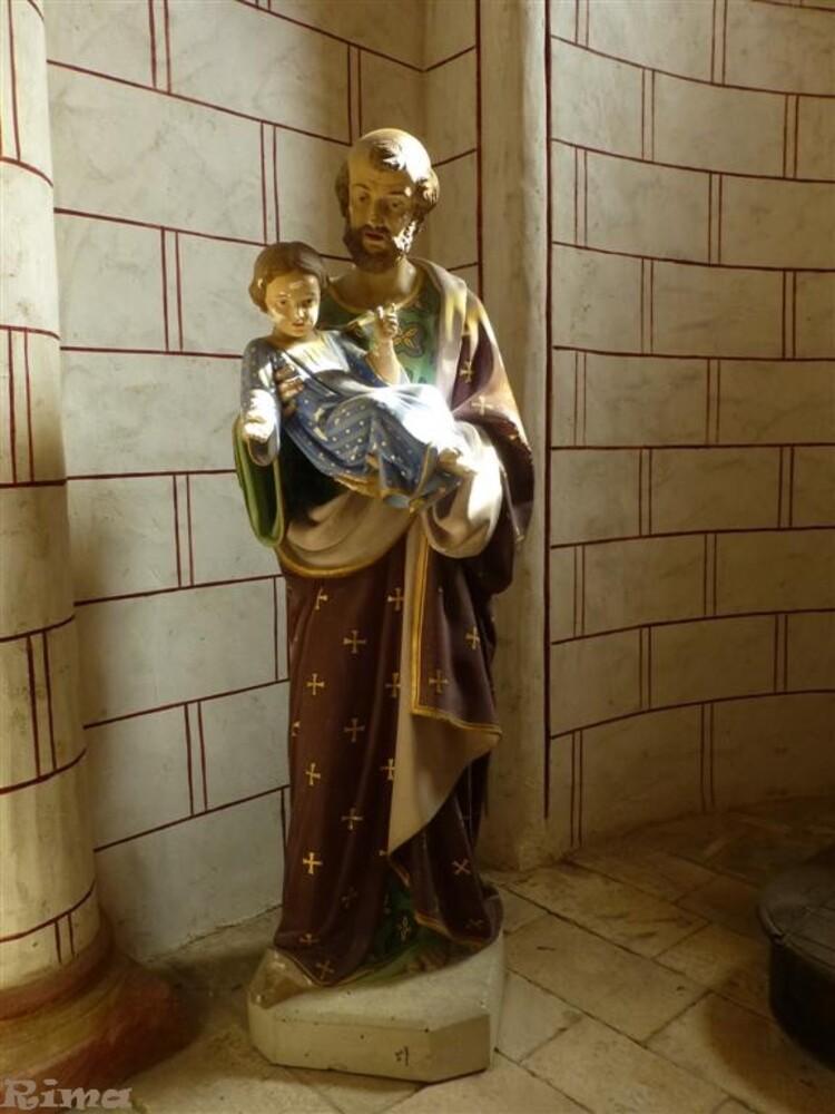 Eglise saint-Pierre de Chauvigny,