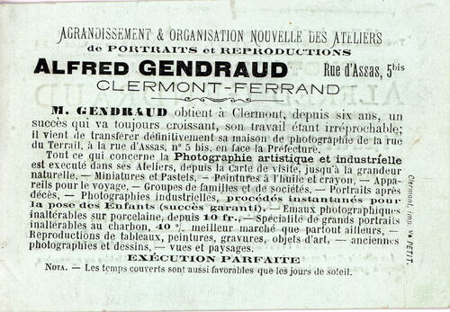 Alfred Gendraud