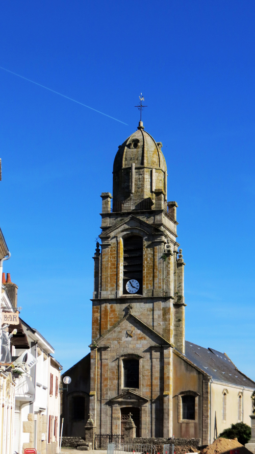 Et si j'allais découvrie Brec'h (Morbihan)