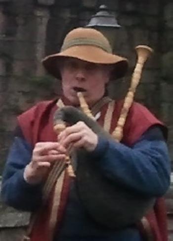LE BINIOU - C'est la cornemuse traditionnelle bretonne la plus utilisée.