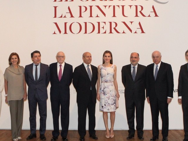 "El Greco et la peinture moderne"""